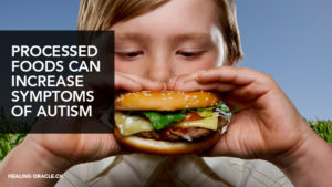 processed foods and autism