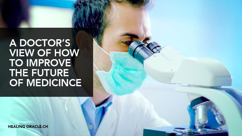 holistic and mainstream medicine should combine
