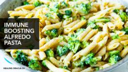 Wheat, gluten, sugar, dairy free pasta