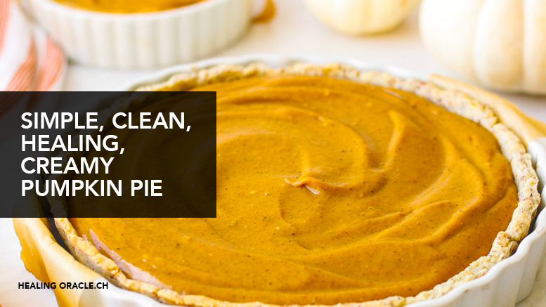 Wheat free, vegan, sugar free, healthy, creamy pumpkin pie