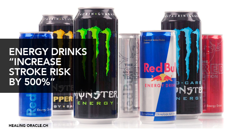 dangers of energy drinks cause strokes
