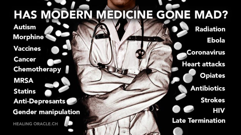 Has Modern medicine gone mad?