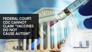"""CDC Concedes in Federal Court It Does Not Have Studies to Support its Claims that """"Vaccines Do Not Cause Autism"""""""