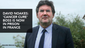 David Noakes is now in Prison in France