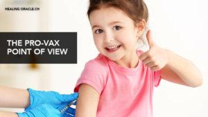 The pro vax arguement