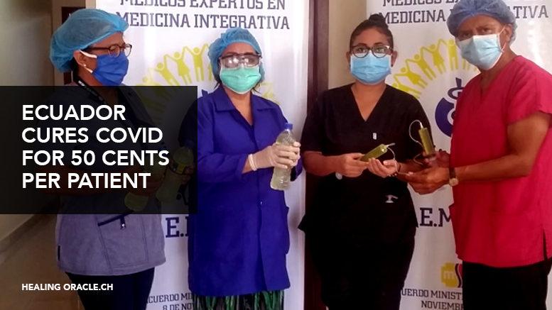 Ecuador cures Covid-19