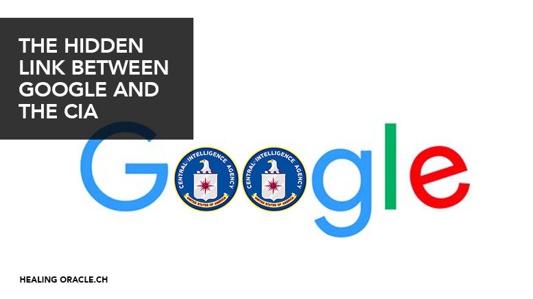 the link between Google and the CIA