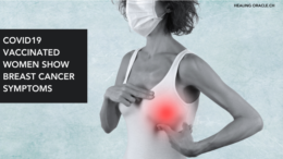 COVID19 VACCINATED WOMEN SHOW BREAST CANCER SYMPTOMS