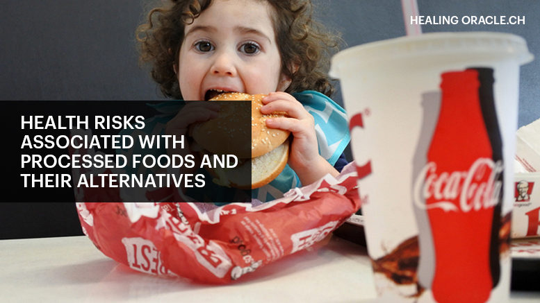 Health Risk of Processed Food